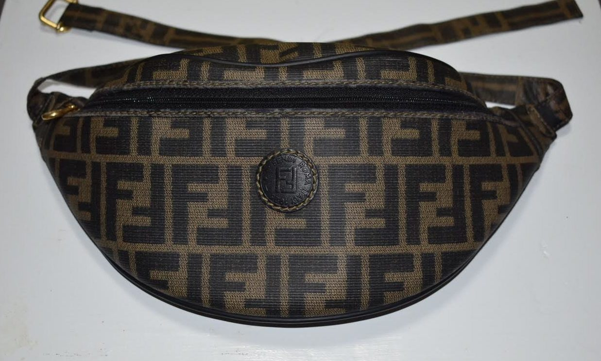 11a77253d0cf Fendi Monogram Fanny – Fake Fancy
